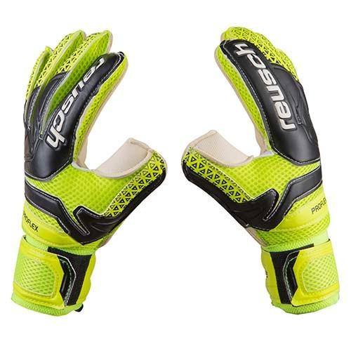 Вратарские перчатки REUSCH Latex Foam, салатовый, размер 9