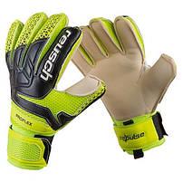 Вратарские перчатки REUSCH Latex Foam, салатовый, размер 9, фото 2