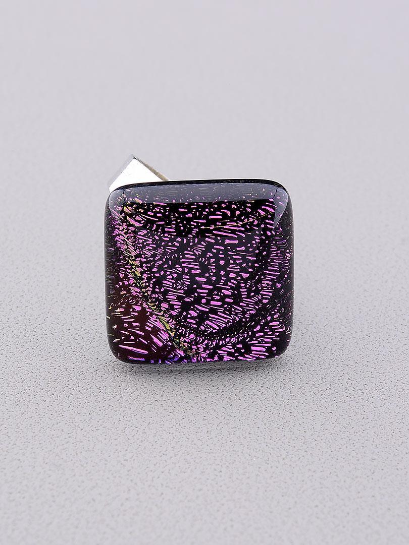 004282 Кольцо Муранское стекло