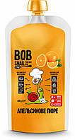 """Пюре фруктове """"Апельсин"""" пастеризоване 400 г Bob Snail"""