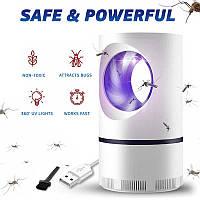 Лампа от комаров, Низковольтная лампа-убийца от комаров USB UV электрическая, Летающий мугген, Товары для дома