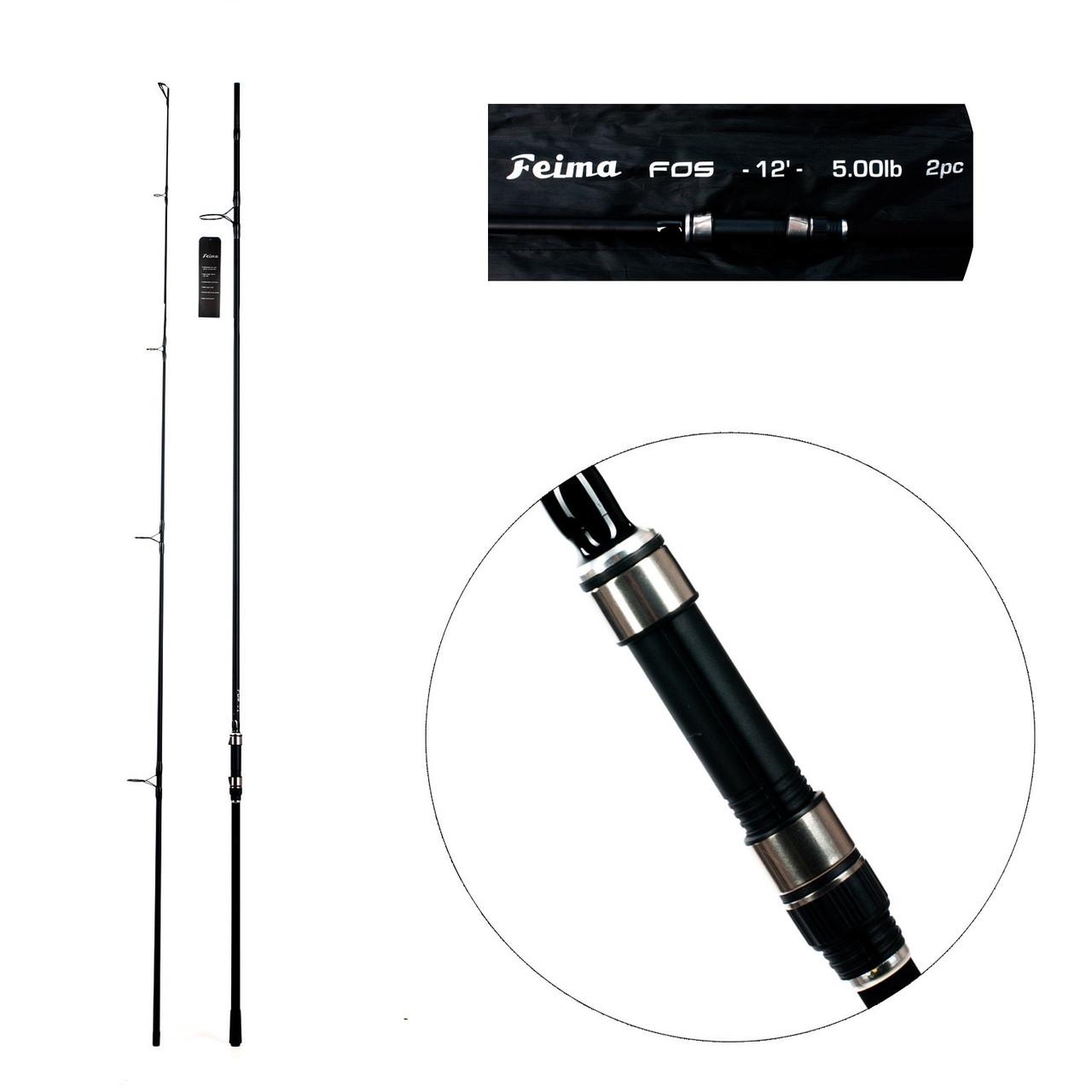 Удилище фидерное MIFINE FOS 3.6m., 2х сост тест 4.5LB