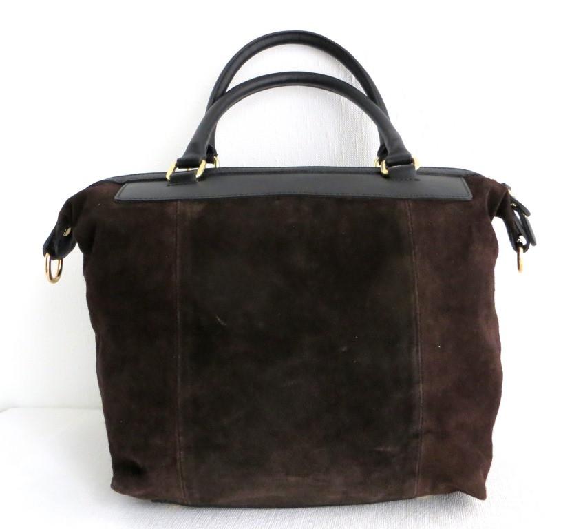 Женская замшевая сумка 100% натуральная кожа , фото 1