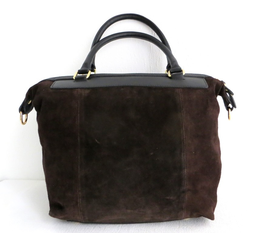 Женская замшевая сумка 100% натуральная кожа