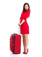 Купить чемодан на колесах в Одессе