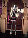 Набір ляльок Monster High Мурсефона, Мяулодия і Торалей (Toralei & sisters) Монстр Хай, фото 7