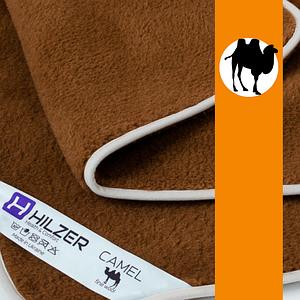 Ковдра з вовни Верблюда Hilzer Camel 100х140 см