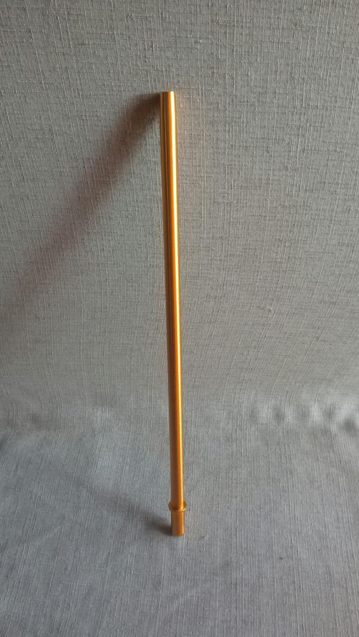 Мундштук коннектор  Алюминиевый     шланг для кальяна