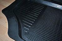 Автомобильные резиновые коврики на Лачетти