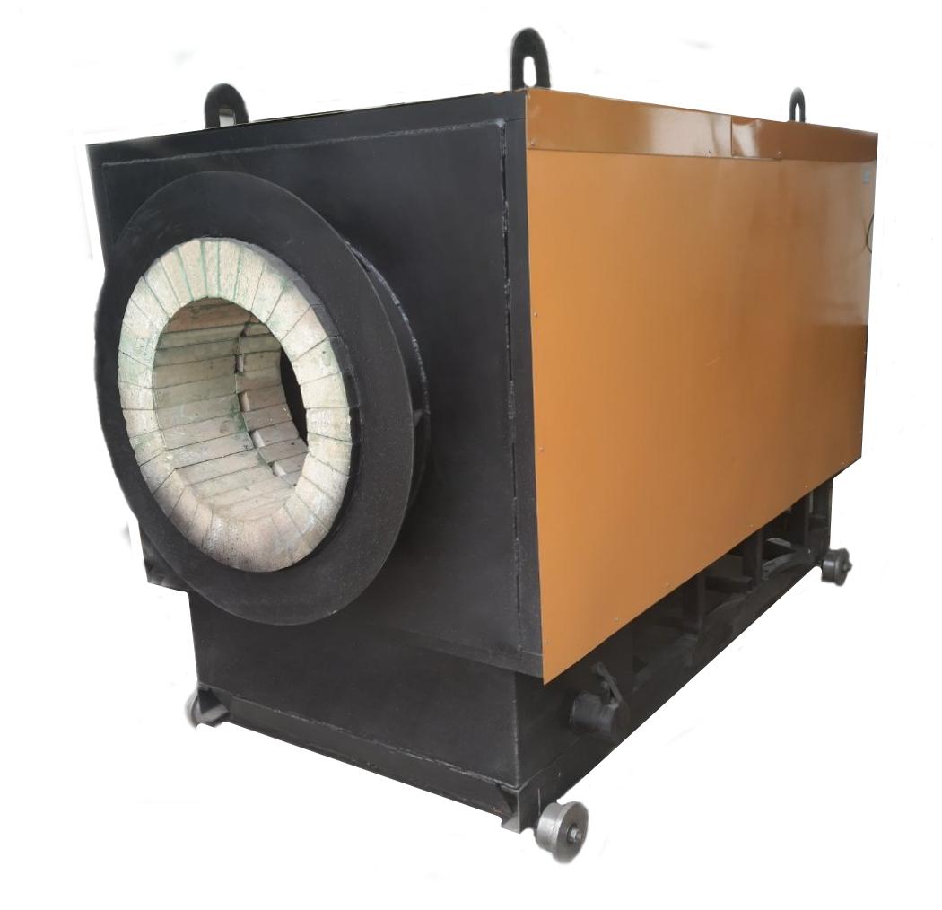 Пеллетный теплогенератор для зерносушильных установок и отопления Prom-Energy 2000кВт