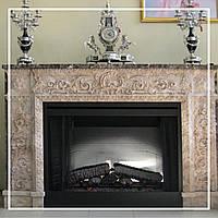 Класичний камінний портал з мармуру: вигідна ціна., фото 1