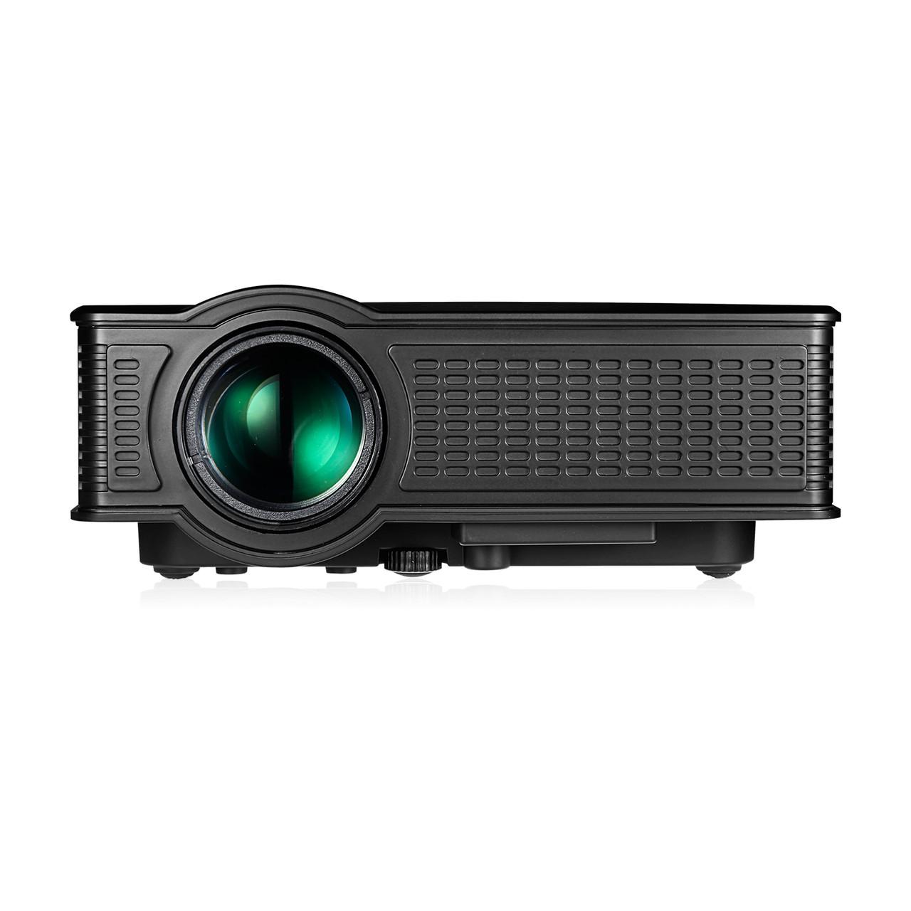 Стаціонарний LED-проектор PROJY homie HDMI 2xUSB AV VGA Чорний (PHM04042996)