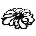 Настінні Годинники Glozis Flower A-041 48х48, фото 3