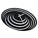 Настенные Часы Glozis Hypnosis B-009 50х45, фото 2