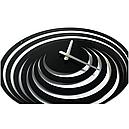 Настенные Часы Glozis Hypnosis B-009 50х45, фото 3