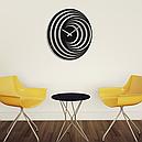 Настінні Годинники Glozis Hypnosis B-009 50х45, фото 4