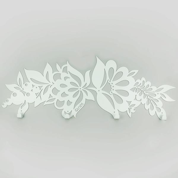 Вішалка настінна Glozis Folk H-050 72 х 25 см