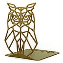 Упор для книг Glozis Owl G-034 15 х 12 см, фото 2