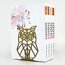 Упор для книг Glozis Owl G-034 15 х 12 см, фото 3