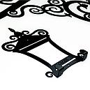 Вішалка настінна Glozis Lantern H-056 70 х 55 см, фото 5