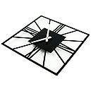 Настінні Годинники Glozis New York 35х35 см Чорний (B-024), фото 2