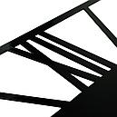 Настінні Годинники Glozis New York 35х35 см Чорний (B-024), фото 4