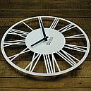 Настінні Годинники Glozis Rome 35х35 см Білий (B-023), фото 2