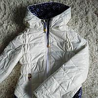 Куртка для дівчинки на синтепоні 158.164 см, фото 1