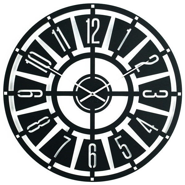 Настенные часы Glozis B-029 50х50 Chicago