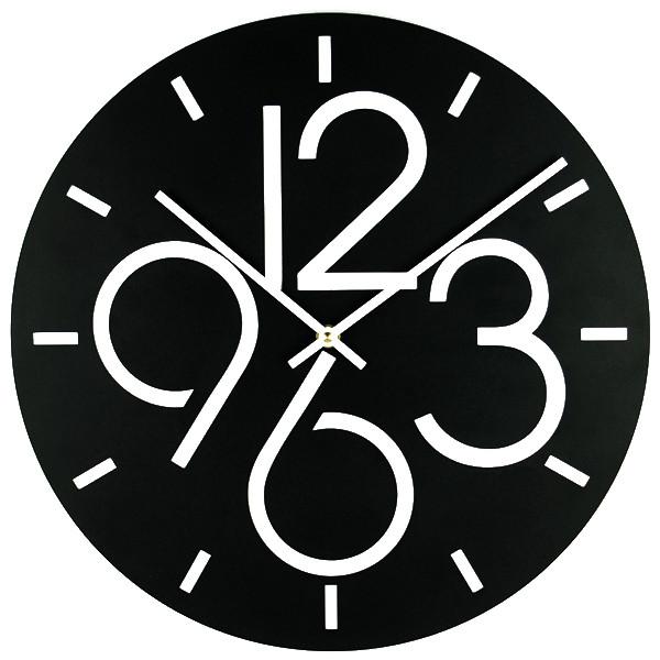 Настенные Часы Glozis Dublin Black B-030 35х35 (B-030)