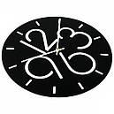 Настенные Часы Glozis Dublin Black B-030 35х35 (B-030), фото 2