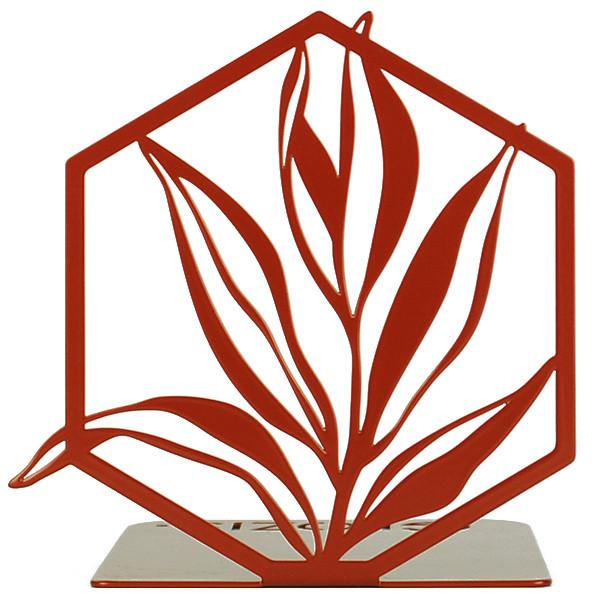 Упоры для книг Glozis G-043 15х15 см Terra Copper