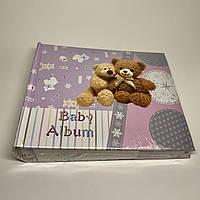 Фотоальбом Bear Violet 10×15см. НА 300 фотографий