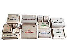 Повний дидактичний набір Фребеля HEGA 14 коробок