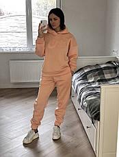 Женский  теплый  костюм кофта и штаны, фото 3