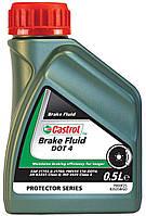 Brake Fluid DOT4 кан.0,5л гальмівна рідина