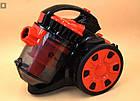 Контейнерный пылесос DOMOTEC MS-4409 - 3000W, домашний пылесос циклонного типа, фото 10