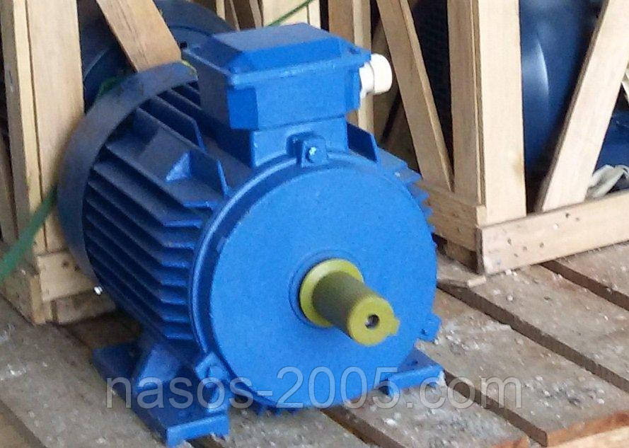 Електродвигун АИР 200 M8 18,5 кВт, 750 об/хв