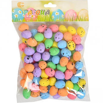 Набор яйца цветные перепилиные    HA-443, фото 2