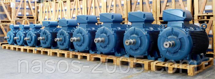Електродвигун АИР 280 M2 132 кВт 3000 об/хв