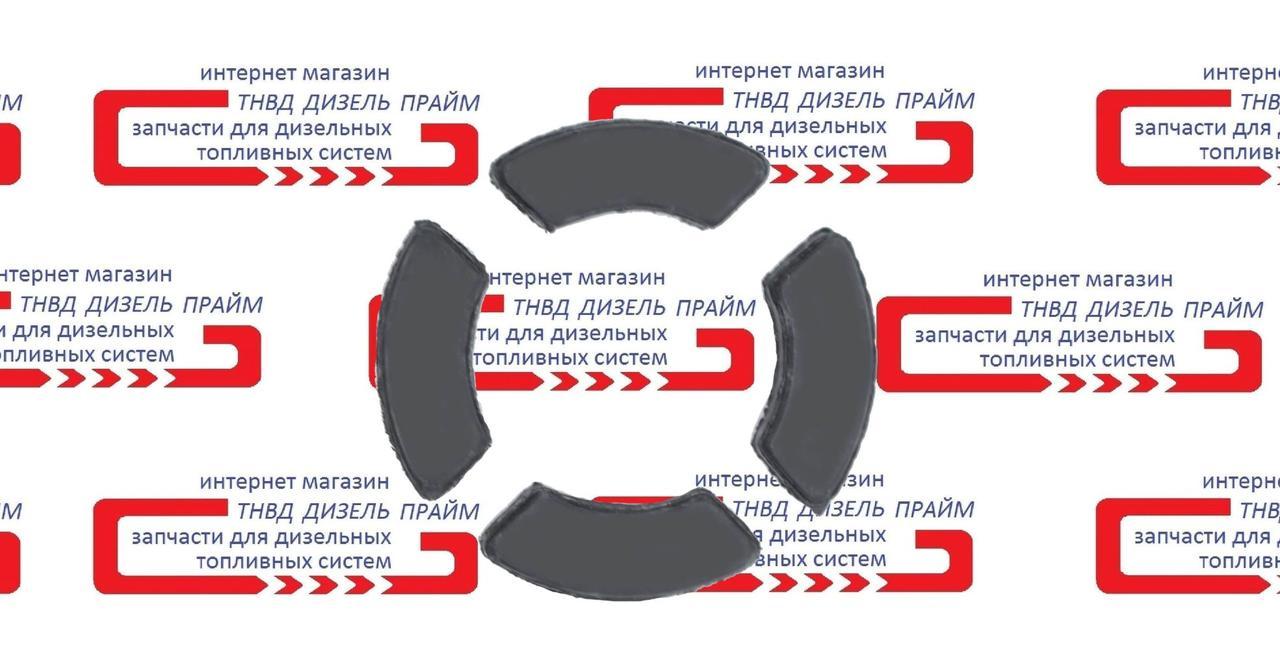 Сегмент (сухарь) демпфера регулятора ТНВД УТН, ТНВД ЛСТН, ТНВД ЯМЗ, 236-1110517-Б2