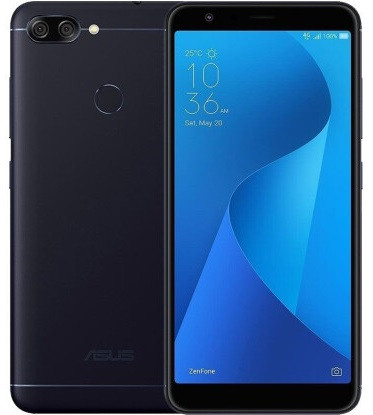 "Смартфон Asus ZenFone Pegasus 4S Max Plus M1 4/64 Black, 16+8/8Мп, 4130 mAh, 2sim, 5,7"" IPS, GPS, 4G, 8 ядер"