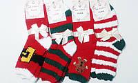 Махровые носки Mr.Pamut для девочек (новогодние), размеры 35-41, арт. WP 5502