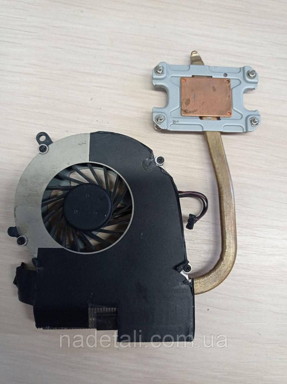 Система охлаждения HP Compaq CQ58 686259-001