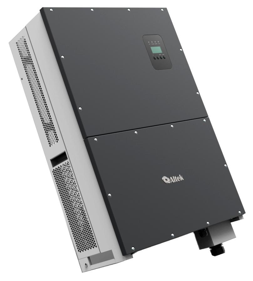 Інвертор мережевий ACRUX 30K-TM 30 кВт