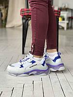 Кроссовки женские Balenciaga Triple-S Clear Sole кросівки жіночі баленсіага тріпл-с красовки баленсиага трипл