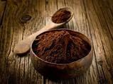 Какао порошок, 10-12% алкалізований,Cargill,DB82 - 500 гр, фото 2