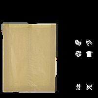 Бумажный Пакет Крафт 250х200х50мм (ВхШхГ) 40г/м² 100шт (271) , фото 1