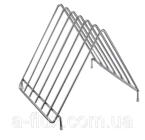 Подставка - держатель для досок металлический 300х270х270 мм