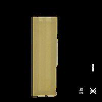 Бумажный пакет Крафт 310х90х30мм (ВхШхГ) 70г/м² 100шт (100) , фото 1